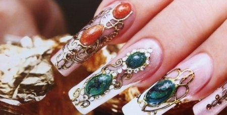 Жидкие камни для ногтей