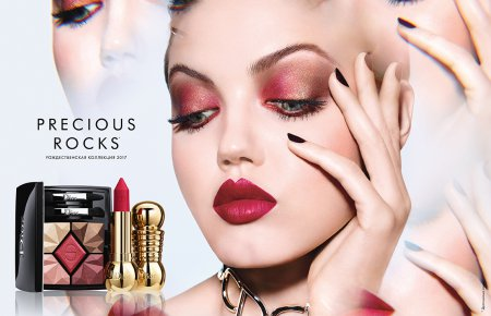 Рождественские коллекции макияжа – 2018
