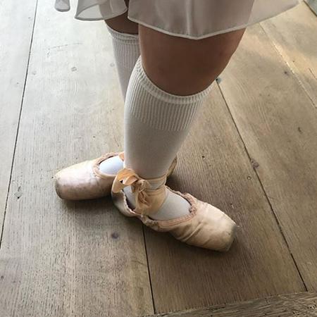 Успехи Харпер Бекхэм в балете