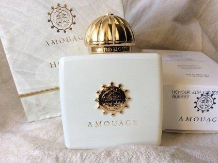 Аромат Honour Woman от Amouage