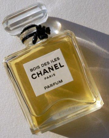 Аромат Bois des Iles от Chanel