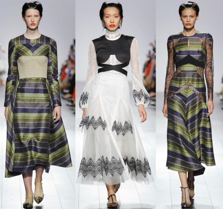Красивые платья для скромных девушек – 2018