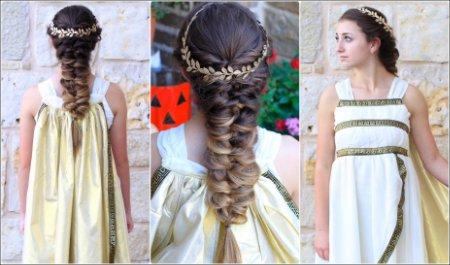 Прически в греческом стиле, которые превратят вас в богиню