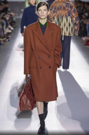 Модные тренды в пальто – 2018