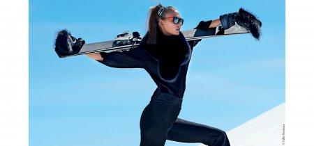 Модный стиль апре-ски
