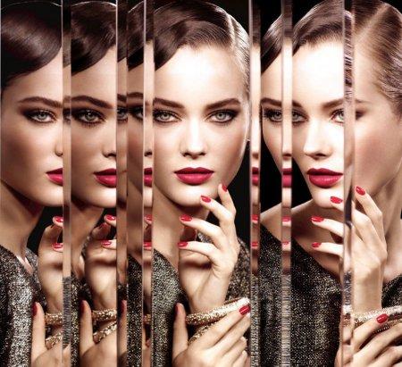 Правила выполнения новогоднего макияжа