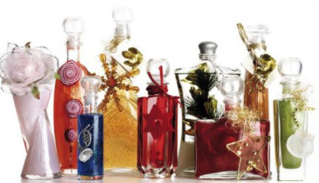 Рождественская парфюмерия