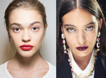 Идеи новогоднего макияжа