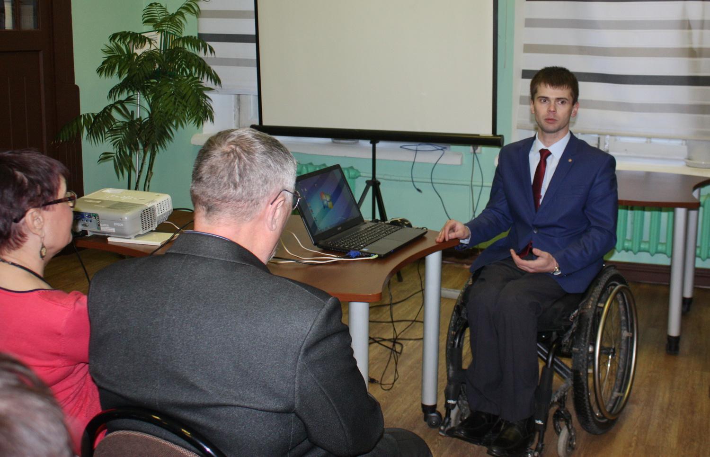 В Вологде показали новый документальный фильм о людях с ограниченными возможностями здоровья