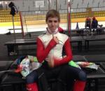 Вологодские конькобежцы завоевали золото и серебро на Всероссийских соревнованиях