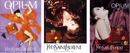 Аромат Opium от Yves Saint Laurent