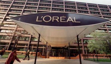 Косметическая компания L'Oreal